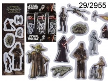 3D Star Wars Stickers