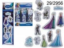 3D Frozen Stickers