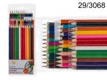 Wooden Coloured Pencils (36 pieces)