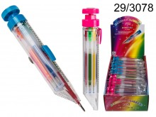 Rainbow Pen - 8 colours
