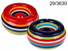 Large 2-piece Ceramic Ashtray (23 cm)