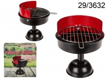Metal BBQ Ashtray