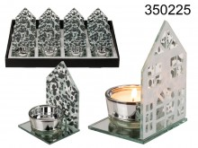 House Tealight Candle Holder