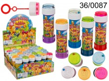 Soap Bubble Maker - Colours  (Made in Italy)