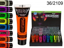 Neon UV Face and Body Paint (Made in the UK)