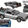 """Back to the future II"" Model Car"