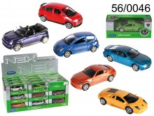1:60 Scale Toy Car
