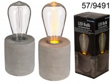 Decoration Lamp - Retro Bulb with LED - on ...