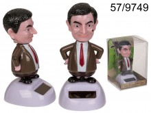 Figurka solarna Mr. Bean