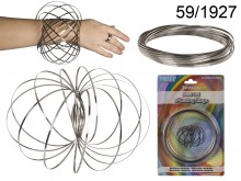 Metal Coil Magic Ring