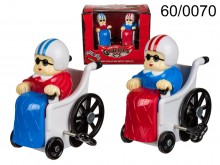 Racing Grannies (2 pieces)