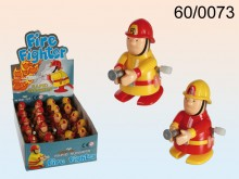 Wind Up Firefighter