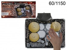 Mini Drum Set Music Playmat