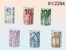 Euro Note Money Box
