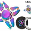 Metal Crazy Gyro Spinner - Rainbow II