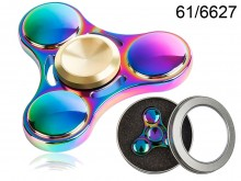 Metal Crazy Gyro Spinner - Rainbow III