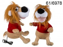 Interactive Toy - Dancing Lion