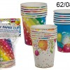 Party Paper Cups (6 pieces)