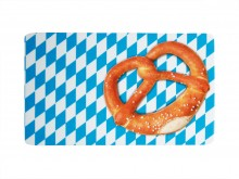 Pretzel Chopping Board