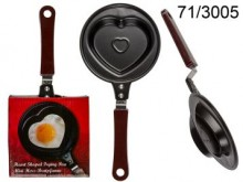 Heart Frying Pan