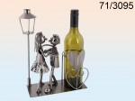 Wine Bottle Holder - Love Couple I