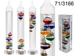 Galilean Thermometer - 28 cm