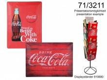 Coca-Cola Metal Board