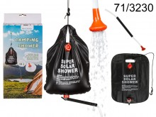 10 liter tourist shower - solar