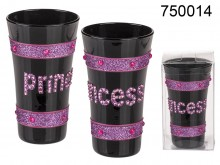 Princess Shot Glass
