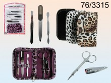 Manicure Set in a Pouch