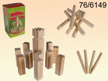 Kubb Viking Game - Viking chess