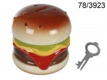 Hamburger Money Box