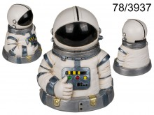 Cosmonaut piggy bank