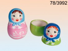 Matryoshka Doll Jewellery Box