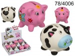 Ceramic Money Boxes