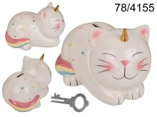 Cat-unicorn moneybox