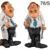 Funny Male Doctor Figurine