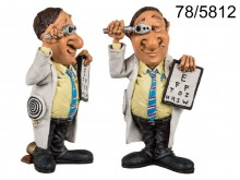 Eye Doctor Figurine