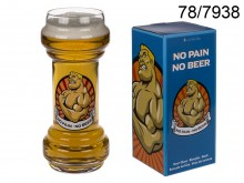 XL NO PAIN - NO BEER Beer Mug