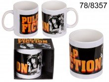 Pulp Fiction fan mug - licensed product