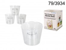 Bomb Shot Shooter Cups
