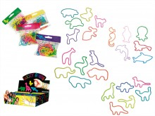 Silicone Bracelets - Animals