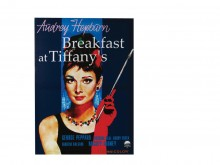 Canvas Poster - Breakfast at Tiffany's