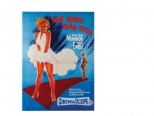 Canvas Poster - Marylin Monroe