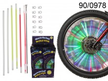 Party Glow Sticks for Bicycles