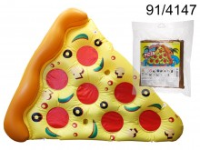 Pizza Slice Floating Air Mattress