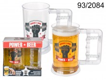 Power Beer Mug