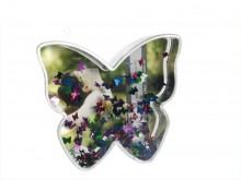 Butterfly Waterglobe Picture Frame