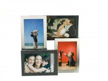 3D Picture Frame for 4 Pictures
