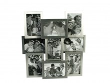 3D Picture Frame (for nine 10 x 15 cm images)
